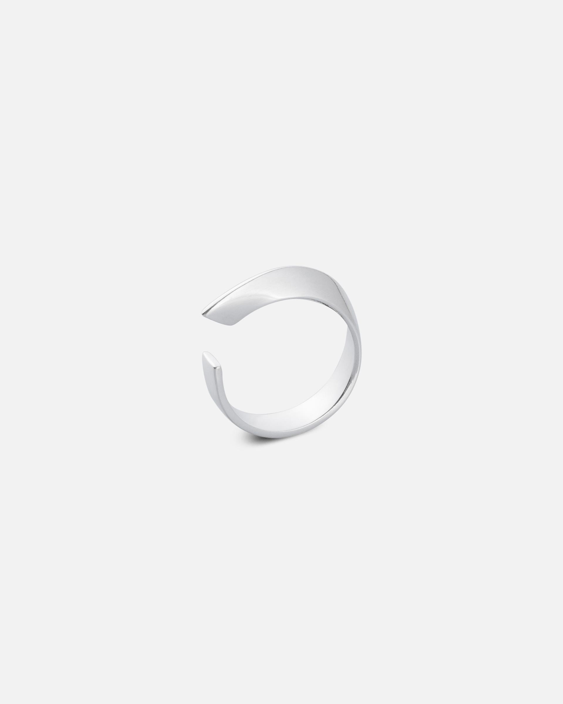 Кольцо «Эфир» смотрящее в левую сторону
