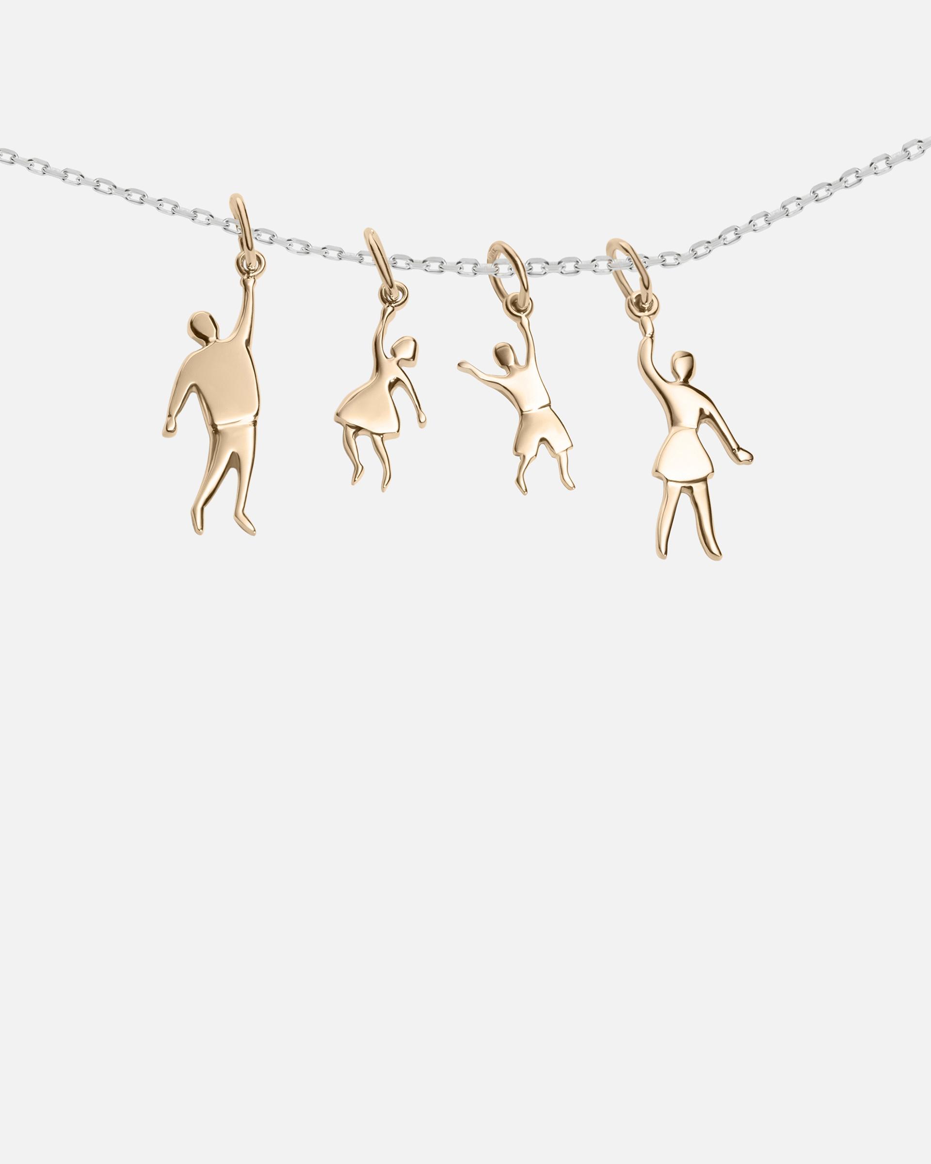 Комплект подвесок 'Золотая семья'