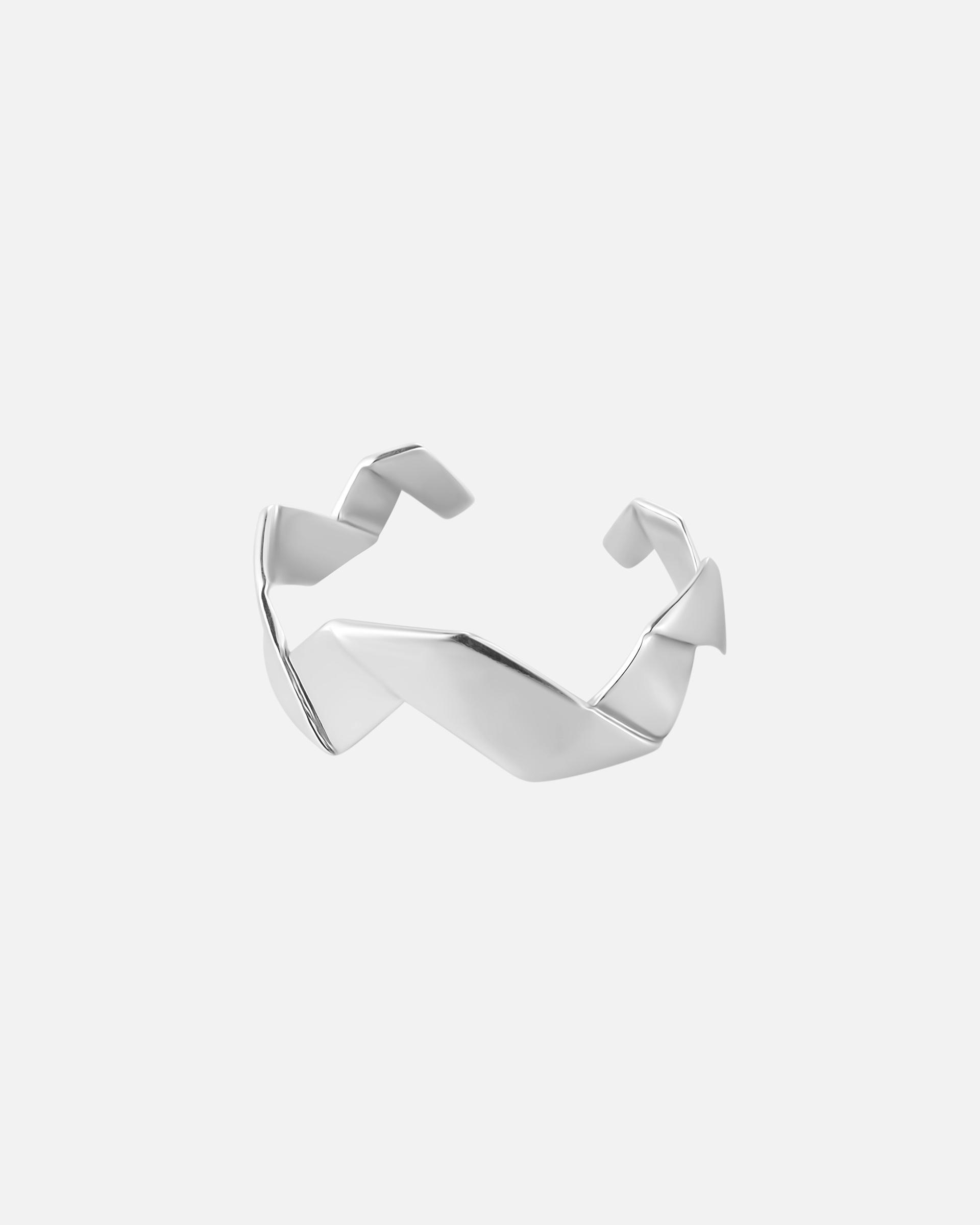Браслет из cложенного прямоугольника