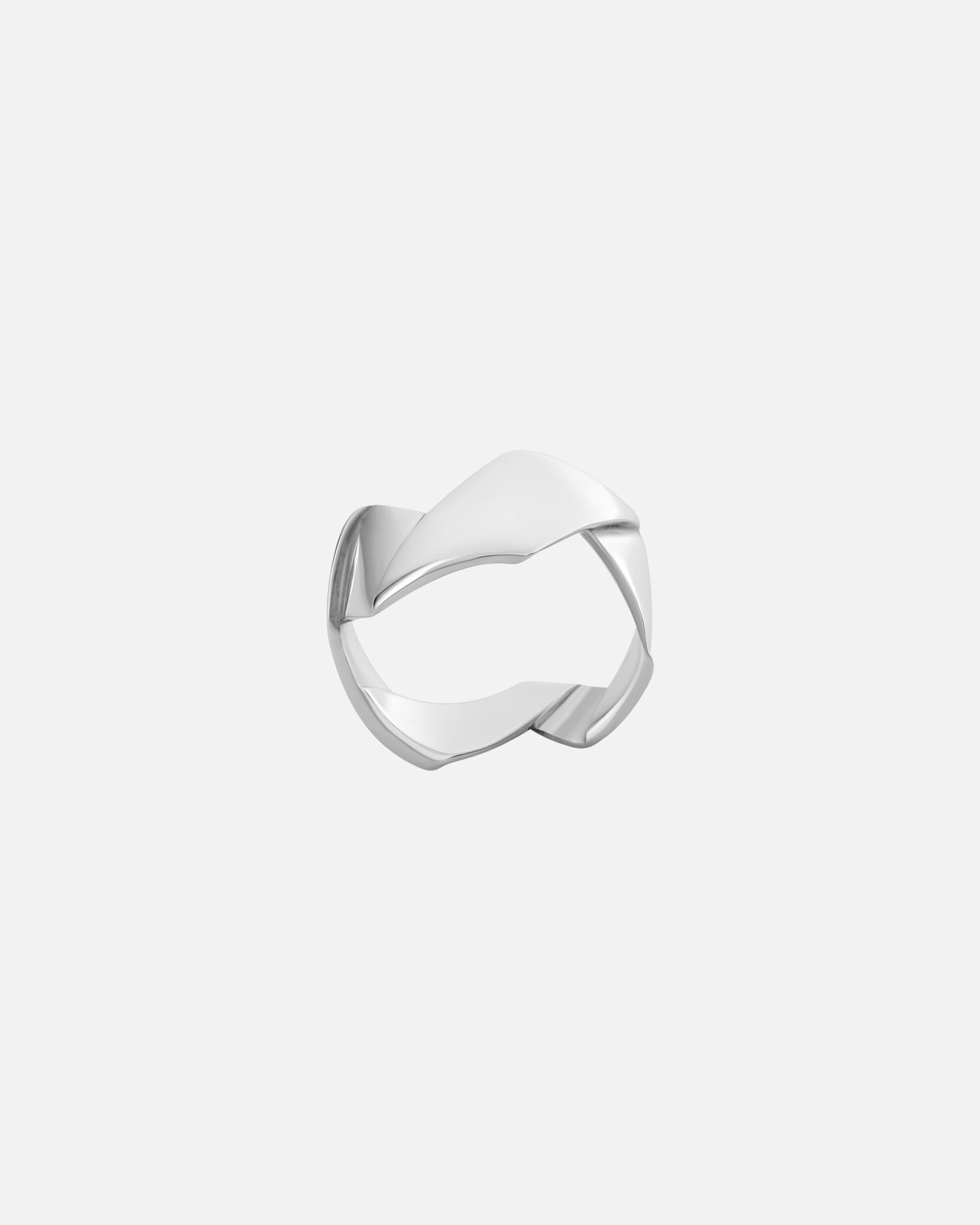Кольцо из Сложенного прямоугольника