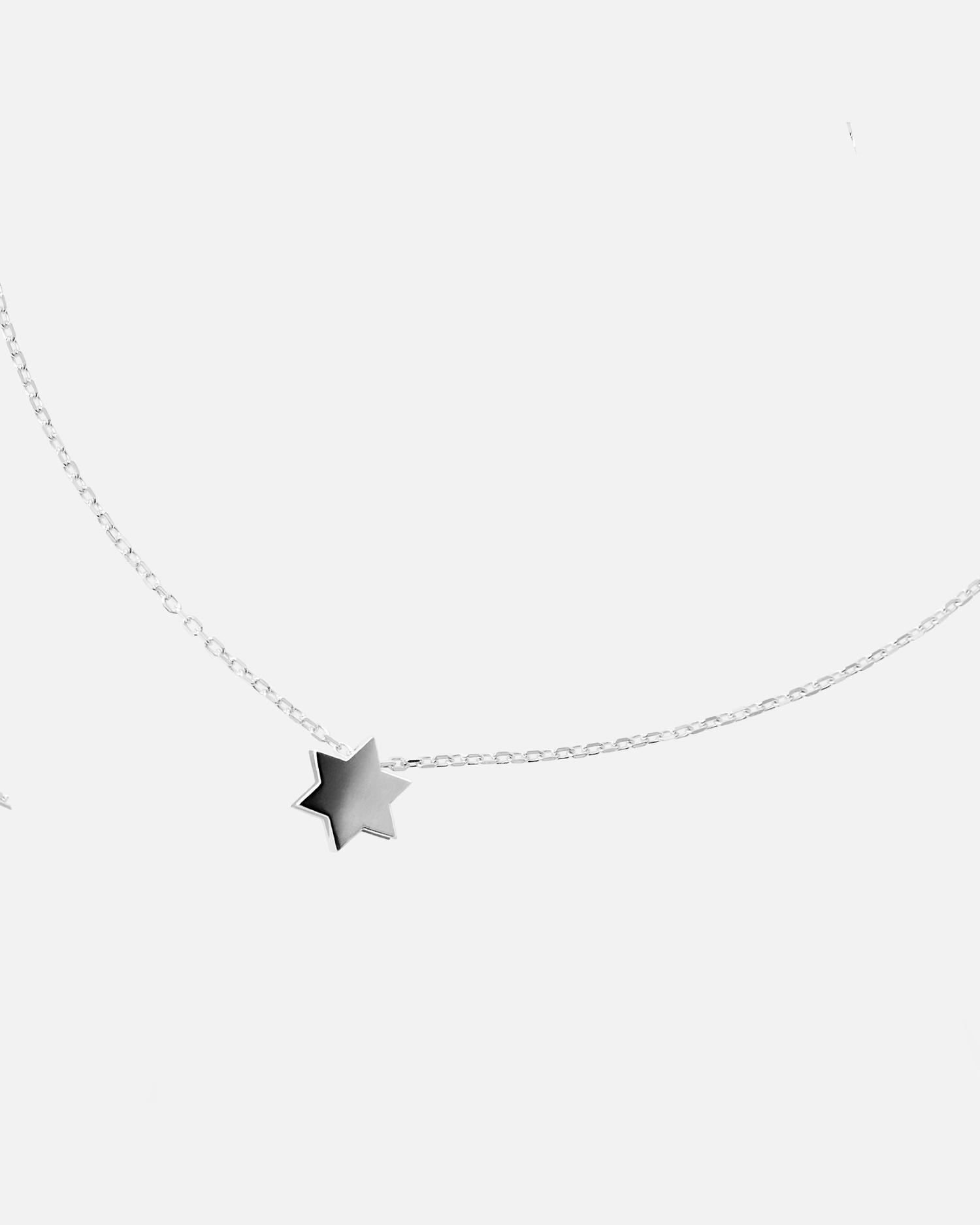 Ожерелье Star в серебре