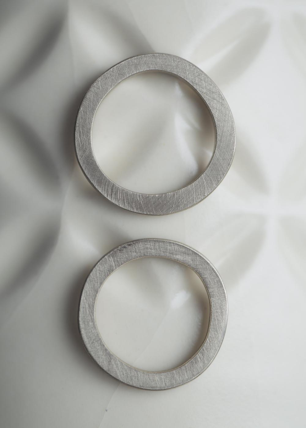 Кольца асимметричные круги